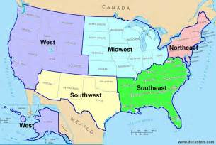 us map and regions state research websites ms lamberti s writing tools