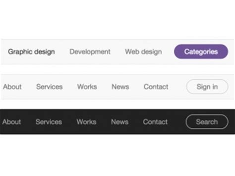 navbar layout css home of free code snippets for bootstrap bootsnipp com