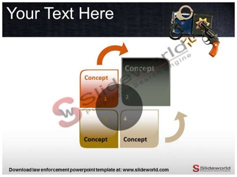 powerpoint templates law enforcement law enforcement powerpoint template slide world