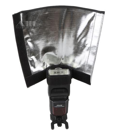 Terbaru Easy Folded Soft Box 40x40cm foldable flash diffuser softbox box reflector