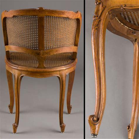 Chaise Style Louis 15 by Petit Fauteuil De Bureau Cann 233 Style Louis Xv 240909