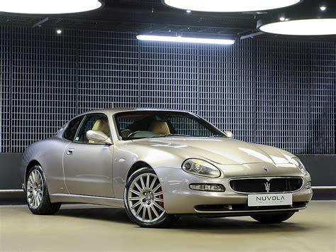 Maserati Cambiocorsa Maserati 4200 Coupe Cambiocorsa V8 2dr Coupe Nuvola