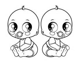 coloriage 233 233 jumeaux pour colorier coloritou