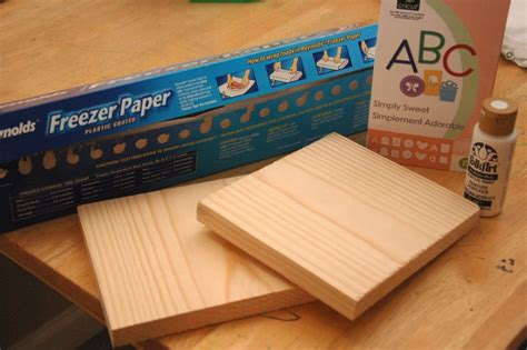 Freezer Paper Craft Ideas - 25 best ideas about freezer paper on freezer