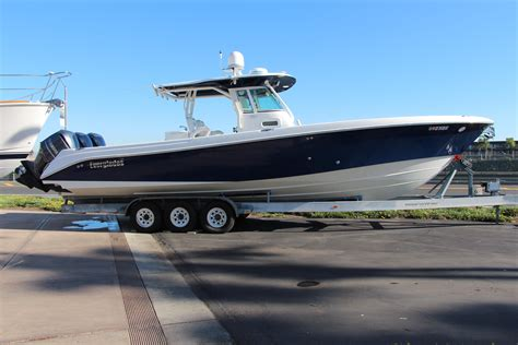 everglades boats yacht world 2009 everglades 350 cc power boat for sale www