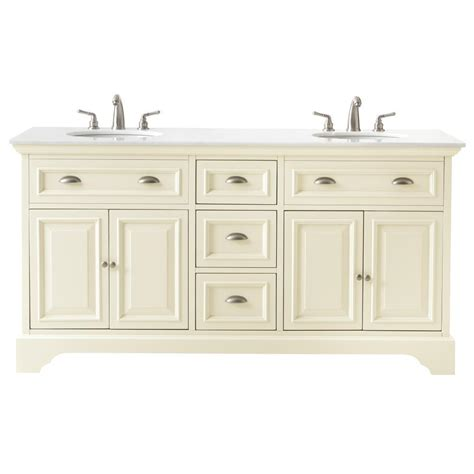 Home Depot Com Bathroom Vanities Home Decorators Collection Sadie 67 In Double Vanity In