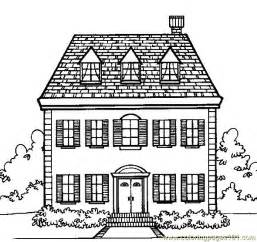 architecture coloring book coloring pages cottage home architecture gt houses free