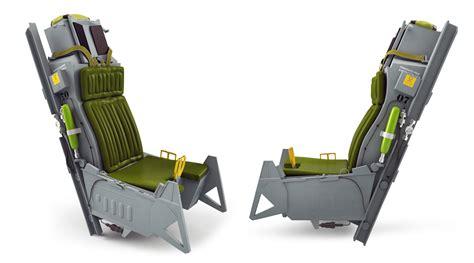 seat g composiet f16 g seat componenten voor de simulatie industrie