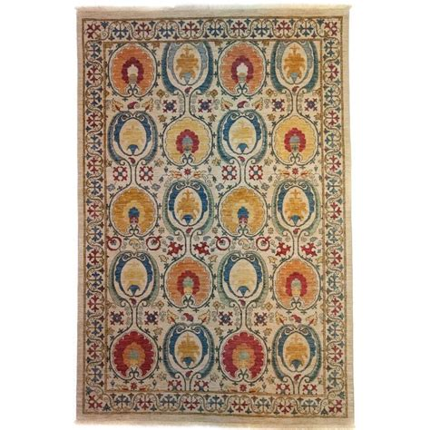 Suzani Area Rug by Suzani Area Rug Rugs For Sale At 1stdibs