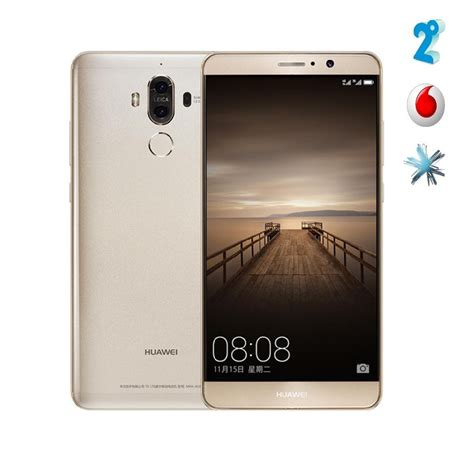 Huawei MHA L29 Mate 9 (Dual Sim) Champagne Gold Mobile Phone   Huawei Phones   Mobile Phones
