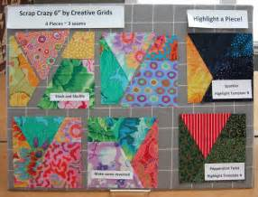 glad creations quilts scrap crazy 6 quot