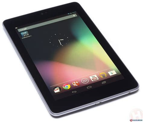 asus nexus 7 review the tablet with jelly bean holding it as a phone hardware info