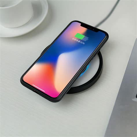 nillkin magic qi wireless charger case  apple iphone xs iphone