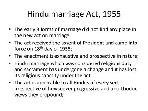 hindu marriage act 1955 section 13b marriage uner hindu law