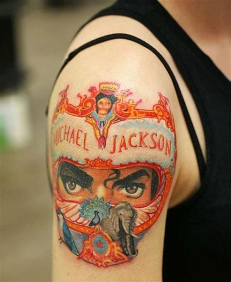 michael jackson tattoos michael jackson quot dangerous quot amazing