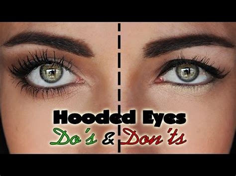 eyeshadow tutorial for small eyelids a makeup tutorial on the things you want to avoid with