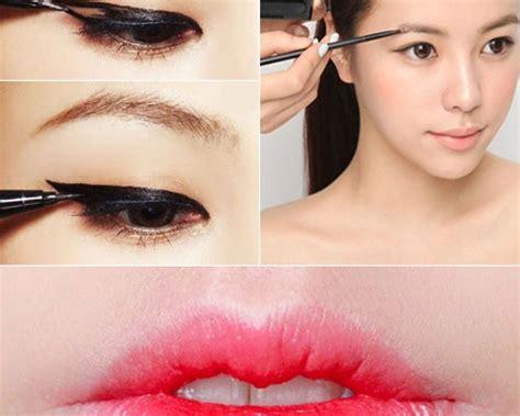 tutorial makeup korea 2014 korean celebrity eye makeup tutorial saubhaya makeup