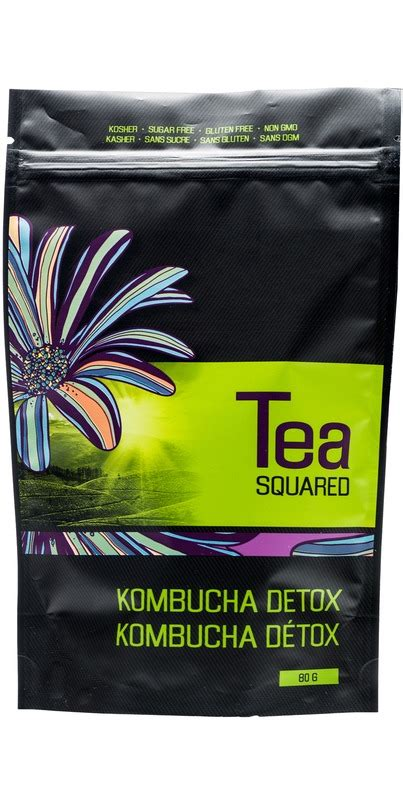 Kombucha Detox Bath by Buy Tea Squared Kombucha Detox Tea At Well Ca Free