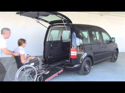 silla auto play volkswagen caddy con adaptaci 243 n trp automatizada para