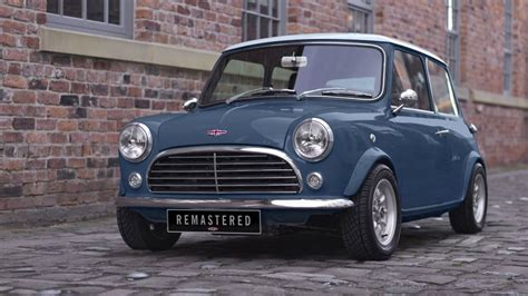 Mini Original this mini remastered is a gorgeous throwback to the