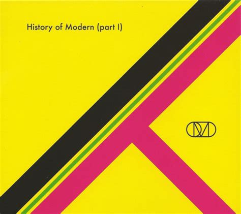omd history of modern part i cd at discogs