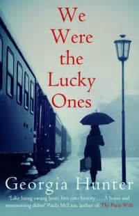 we were the lucky ones a novel books www wednesday 1 february 2017 snazzy books