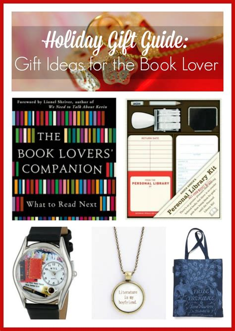 holiday gift guide gift ideas for the book lover