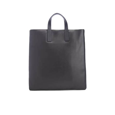 Allens Dkny Bag by Dkny S Debossed Logo Tote Bag In Black Lyst
