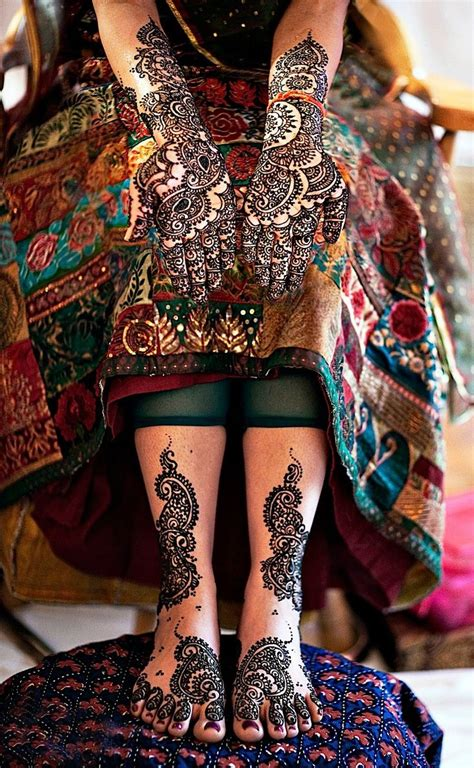 indian henna tattoo pinterest henna bridal mehndi designs fullhand mehendi