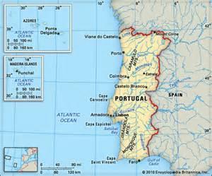 portugal location encyclopedia children s