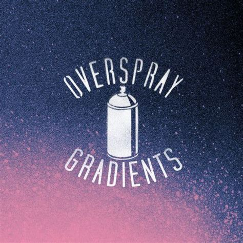 spray paint effect illustrator overspray gradients paint texture photoshop and pixel