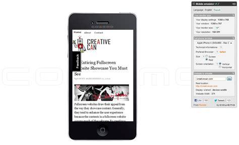 mobile phone emulator 10 useful responsive test tools and emulators creative