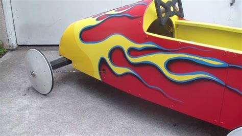How To Make A Race Car Out Of Paper - soapbox derby race car building tips