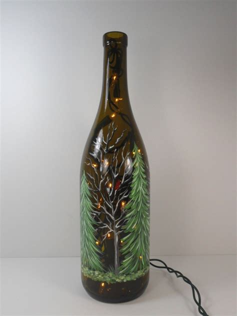decorated wine bottles with lights inside 66 best lighted wine bottle images on pinterest lighted