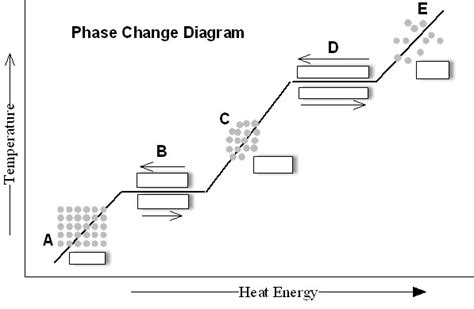 Phase Change Diagram Worksheet Answers by Phase Change Diagram Worksheet Photos Toribeedesign