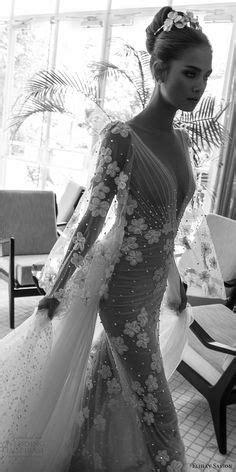 "Elihav Sasson 2018 Wedding Dresses — ""Vintage Jewellery"" Bridal Collection in 2019 | Wedding"