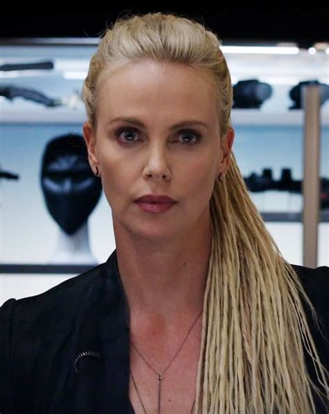 fast and furious 8 villain image fast furious 8 charlize theron cipher 2017