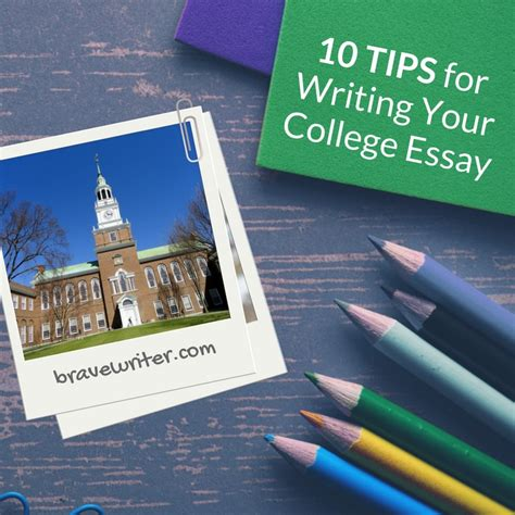 tips for writing college papers ten tips for writing your college essay 171 a brave writer s