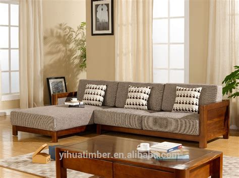 designer wooden sofa set modern wooden sofa sets designs chinese style solid wood