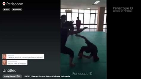 video film iko uwais terbaru iko uwais quot action choreography film terbaru quot periscopeid