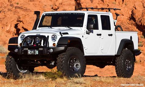 jeep brute top gear brute double cab front desert view outdoor gear