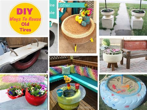 1000 ideas about diy tire 7 unique ways to recycle tires into something amazing