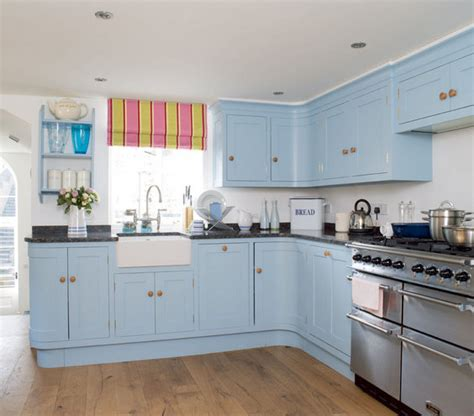 blue kitchen decor ideas something blue 19 amazing kitchen decorating ideas