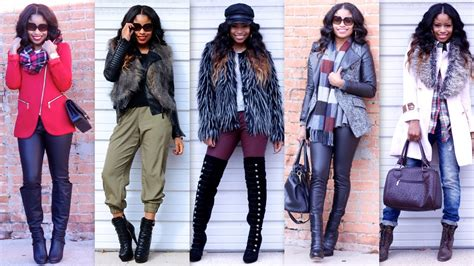 7 Fashionable Trends For Winter by Winter Fashion Trends 2014 Lookbook