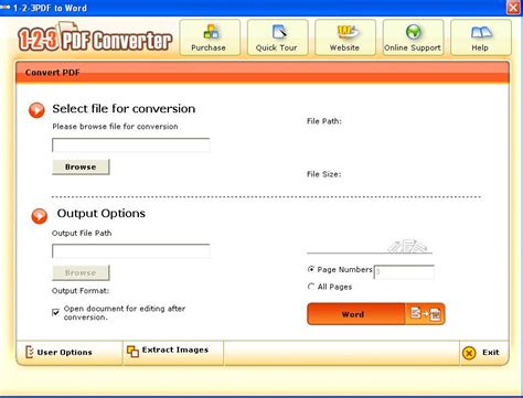 convert pdf to word preview 123pdfconverter pdf to word converter shareware version 3