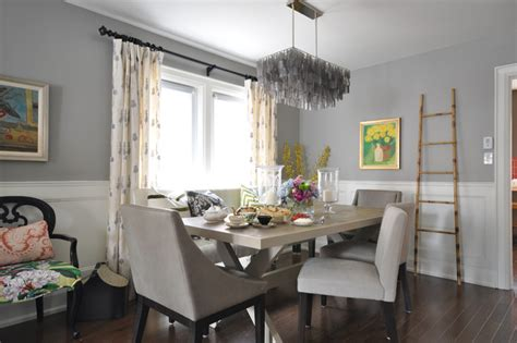 renovated semi detached house renovation semi detached house eclectic dining room toronto by meredith