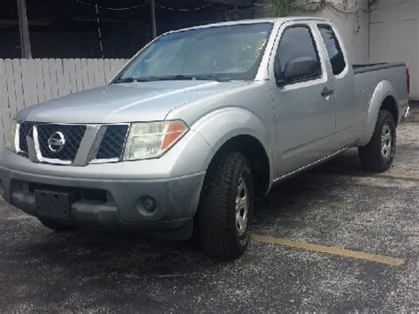 used nissan frontier miami nissan frontier for sale miami fl carsforsale