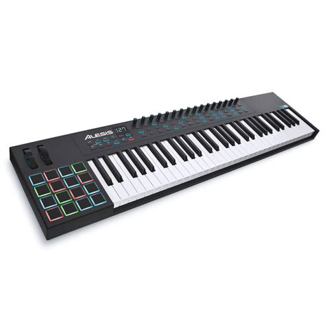 Keyboard Midi Alesis Vi61 Midi Keyboard Controller At Gear4music