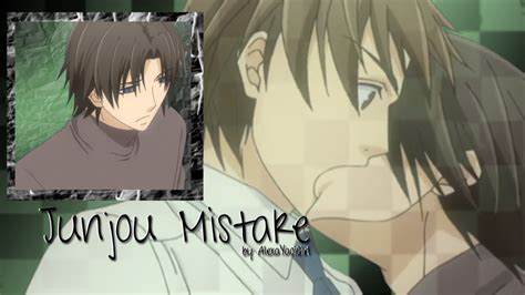 Wallpaper: Junjou Mistake 1 by AlexaYaoiGirl on DeviantArt Junjou Mistake