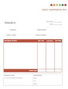 individual invoice template invoice template hardhost info
